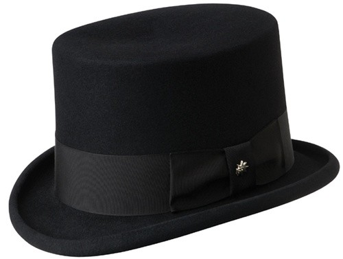 3bde49704c9dd Bailey Western Big Zwey Top Hat