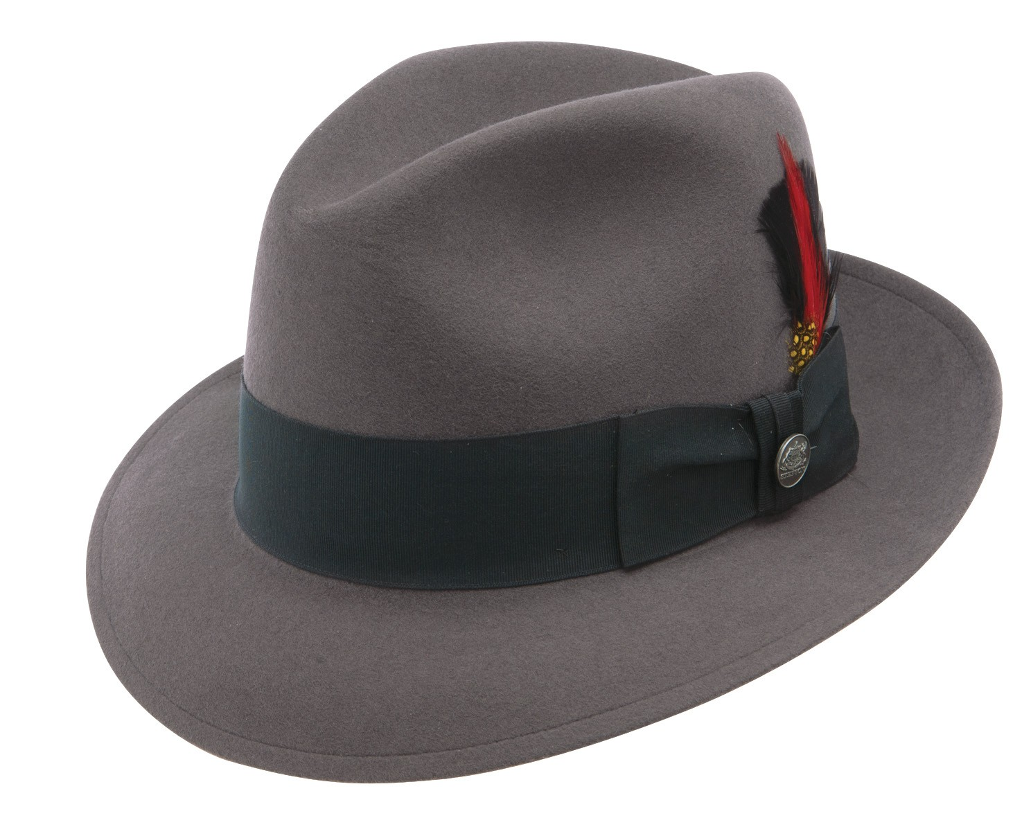 Stetson Frederick Wool Felt Fedora. Click on above image to view full  picture df1075e0c558