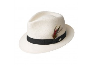 Bailey of Hollywood Guthrie Shantung Litestraw