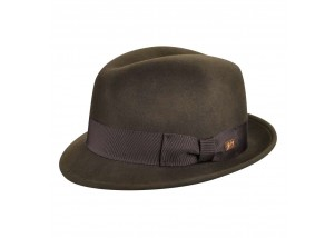 Bailey of Hollywood Craven Crushable Wool Felt Fedora Hat