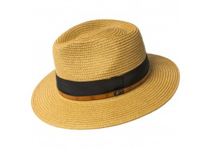 Bailey of Hollywood Denney Teardrop Crown Fedora