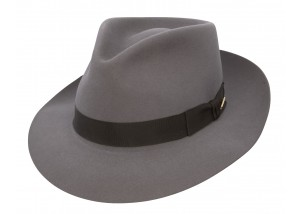 Stetson Chatham Teardrop Crown Fedora