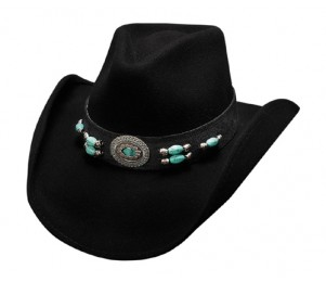 Bullhide Jewel of the West Cowboy Hat