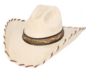 Bullhide Straight Shooter Cowboy Hat