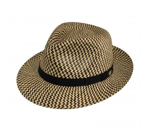 Bailey of Hollywood Milo Straw Panama Fedora