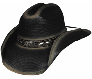 Bullhide Little Big Horn Straw Hat