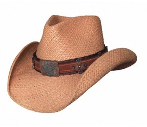 Bullhide Quiet Time Panama Straw Hat