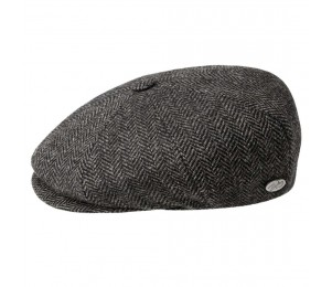 Bailey of Hollywood Galvin Herringbone Ivy Cap