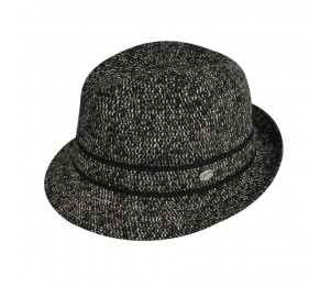 Bailey of Hollywood Castro Braided Fedora