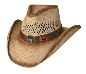 Bullhide Lucky Strike Genuine Panama Hat