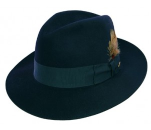Stetson Firenze Center Dent Fedora