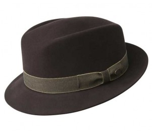 Bailey of Hollywood Cashlux Serge Fedora