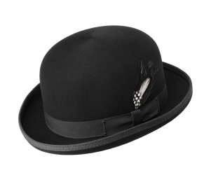 Bailey of Hollywood Derby Wool Bowler