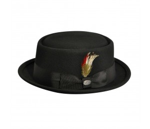 Bailey of Hollywood Arvid Pork Pie Panama Trilby Hat