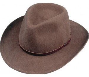 Henschel Light Felt Outback Hat