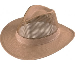 Henschel Crushable Mesh Breezer Hiker Hat