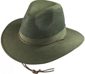 Henschel Firm Mesh Breezer Hat