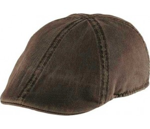 Henschel 6/4 Distressed Duckbill Cap