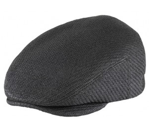 Henschel Soft Straw Weave Point Ivy Cap