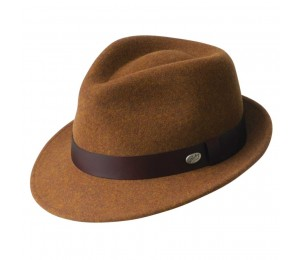 Bailey of Hollywood Yates LiteFelt® Fedora