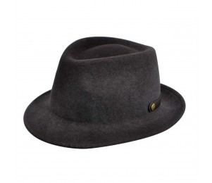 Bailey of Hollywood Cleve Roll Up Wool Fedora