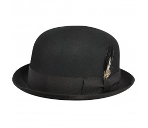 Bailey of Hollywood Hollis LifeFelt Wool Bowler Hat