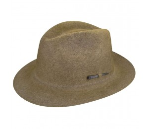 Bailey of Hollywood Atmore Crushable Wool Felt Fedora Hat