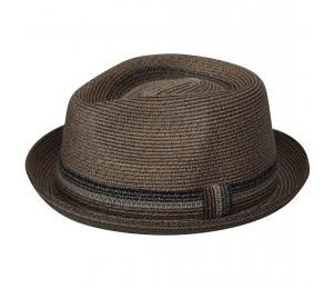 Pantropic Packable Braided Trekker Trilby