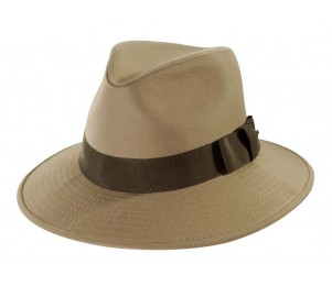 Indiana Jones Dr. Belloq Safari Hat