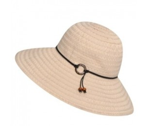 Betmar Coconut Ring Safari Braid Hat