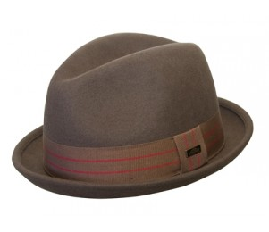 Conner Wool Felt Center Dent Fedora