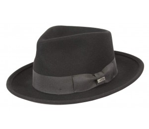 Conner Leroy Wool Fedora Hat