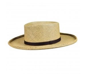 0c675d1fe8a Pantropic Twisted Panama Gambler Hat
