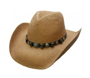 Conner River Valley Toyo Straw Cowboy Hat