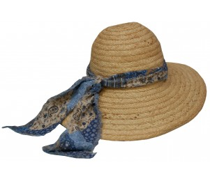 Stitch Hats Madison Raffia Beach Hat