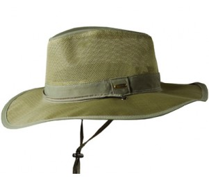 Stetson Mountain Park Nylon Outback Hat