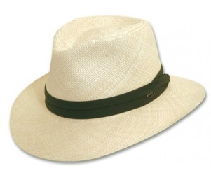 Scala Grade 3 Panama C-Crown Hat