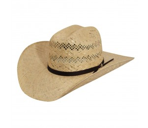 Bailey Western Kace 10x Western Straw Hat