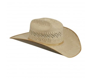Bailey Western Jax 10X Straw Western Hat