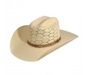 Bailey Western Enzo 20x Western Straw Hat