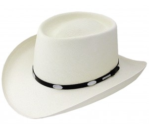Stetson Royal Flush 10x Straw Western Hat