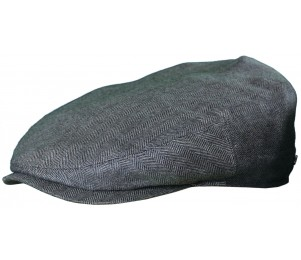 Stetson Bandera Silk and Cashmere Blend Ivy Cap - Grey - M