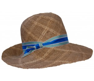 Stitch Hats Sutton Jute Floppy Beach Hat