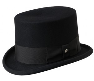 Bailey Western Big Zwey Top Hat