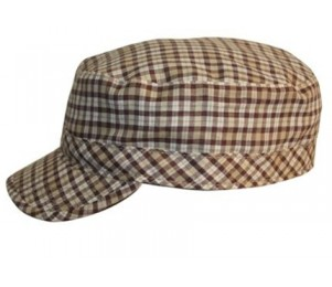 Conner Checkered Army Cap