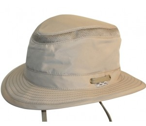 Conner Organic Cotton Boater Fedora