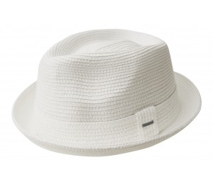 Bailey of Hollywood Billy Stingy Brim - White - M