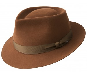 Bailey of Hollywood Duffy II Fur Felt Trilby Fedora Hat