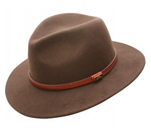 Conner Jackeroo Wool Felt Waterproof Outback Hat