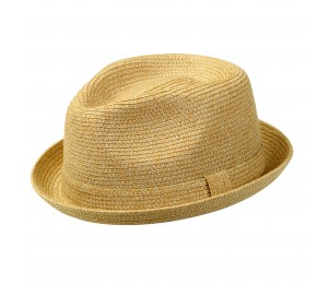 Country Gentleman Joey Fedora - Tan - XL